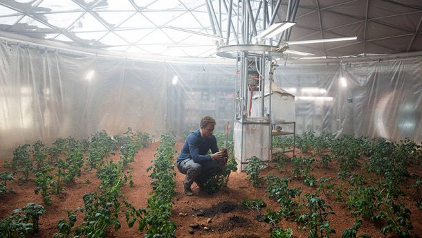 NASA отправит людей наМарс к 2033-му году