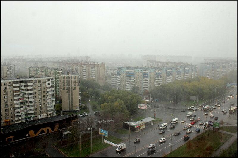 Челябинск 1831 Туман