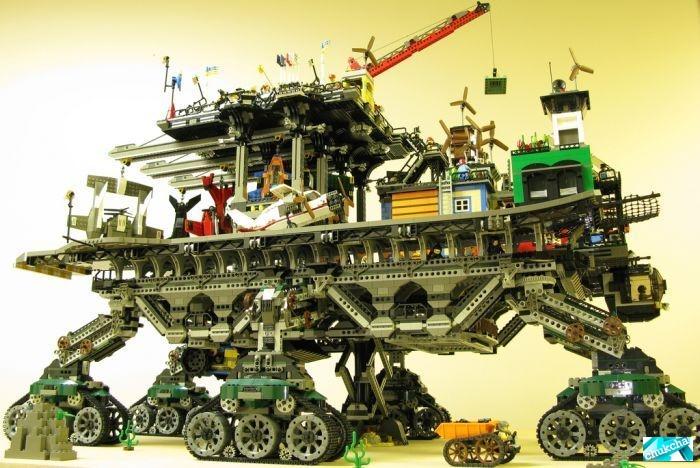 Город из Лего