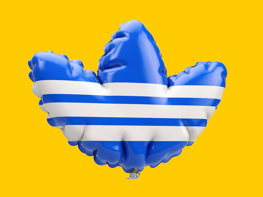 If Brands Were Inflatable 3D Balloons