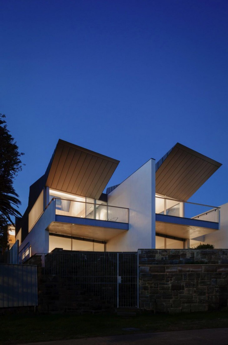 A&M Houses by Marston Architects