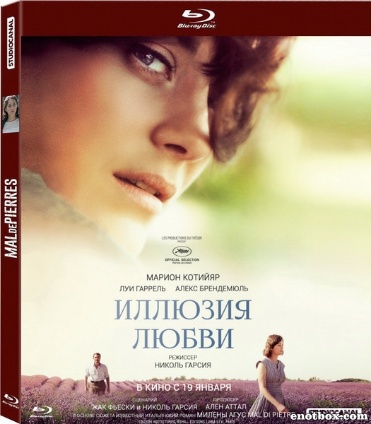 Иллюзия любви / From the Land of the Moon / Mal de pierres (2016/BD-Remux/BDRip/HDRip)