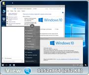 Windows 10 Enterprise 2016 LTSB 10.0.14393 RS1 + доп. софт (образы Acronis) by Alex Zed
