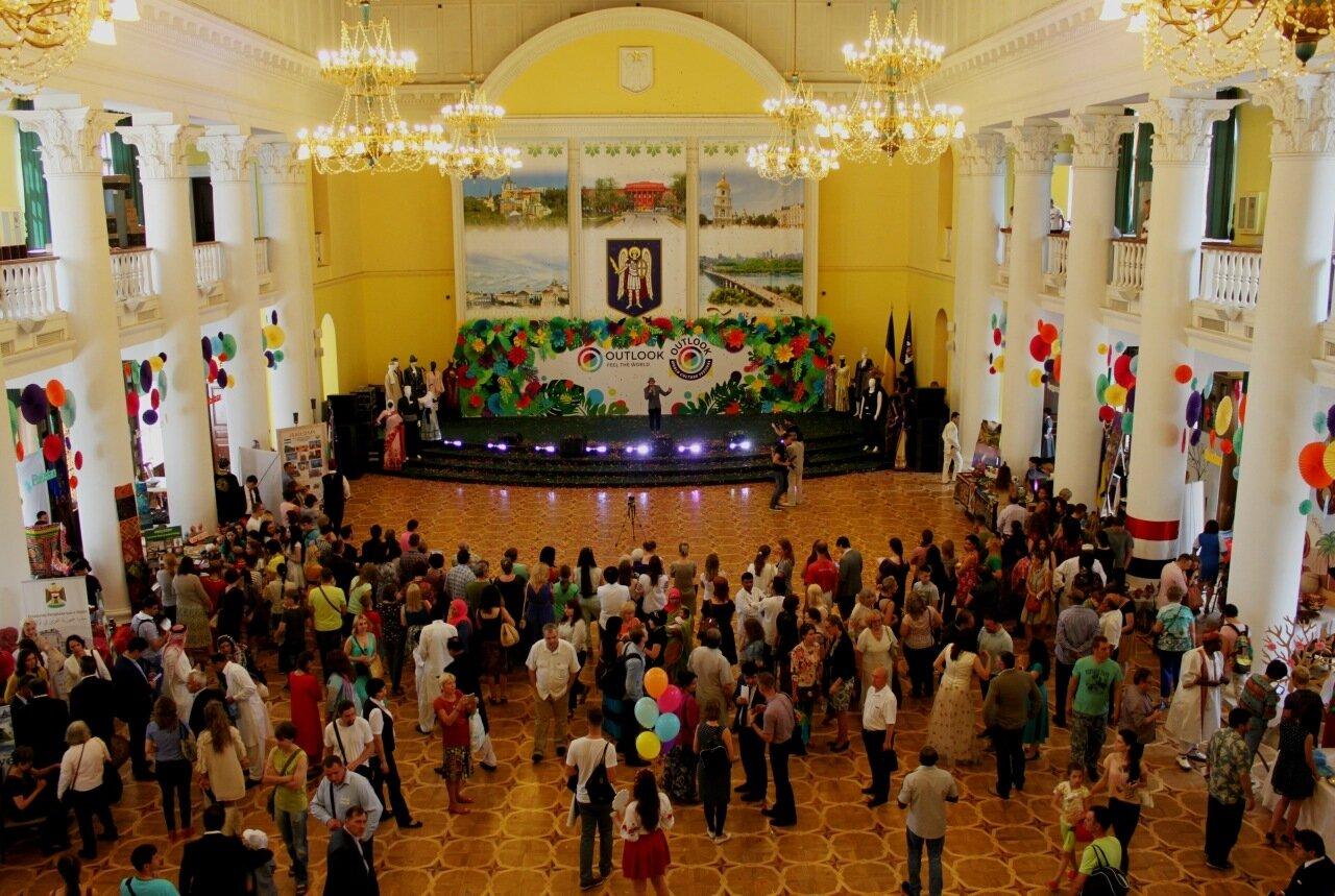Фестиваль культур народов мира OUTLOOK WORLD CULTURE FESTIVAL