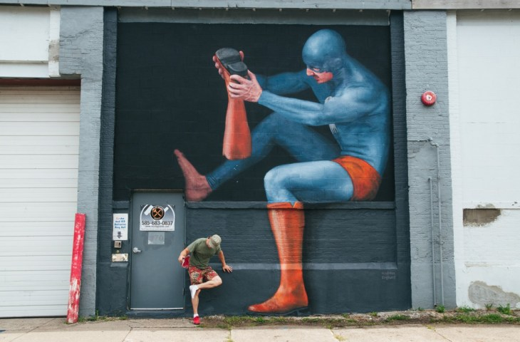 WALL/THERAPY 2015 adorns Rochester, NY with 14 new murals