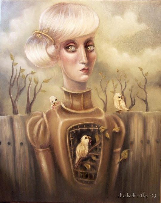 Traditional Portraits by Elizabeth Caffey