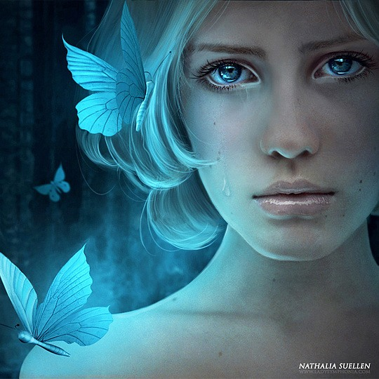 Stunning Digital Art by Nathalia Suellen