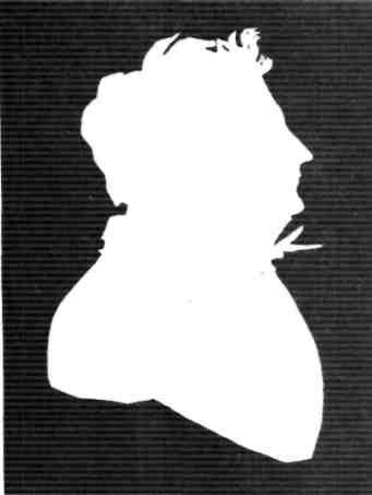 0. Олизар.Силуэт из альбома Орловых-Раевских.jpg