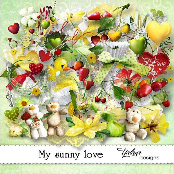 солнечная любовь