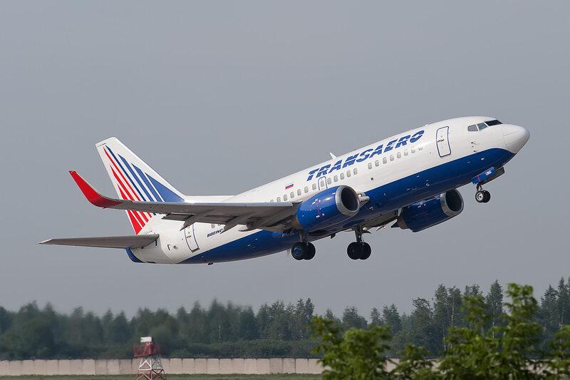 Boeing 737-5Q8 (EI-UNG) Трансаэро DSC2715