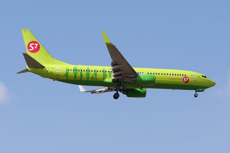 Boeing 737-83N (VP-BQD) S7 DSC2858a
