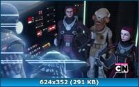 Звёздные войны: Войны клонов / Star Wars: The Clone Wars (3, 4, 5 cезон/2012/HDTVRip)