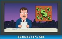 Гриффины / Family Guy 10 + 11 сезон (2011-2013) WEB-DLRip + 720p