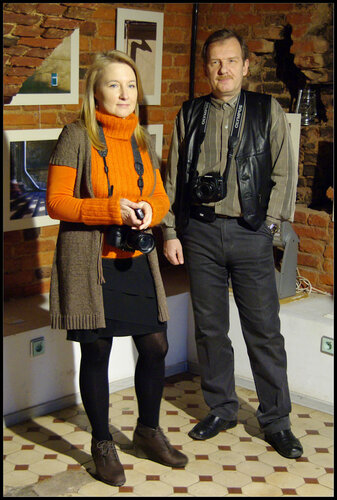 Маргарита Пассмор и Андрей Литов