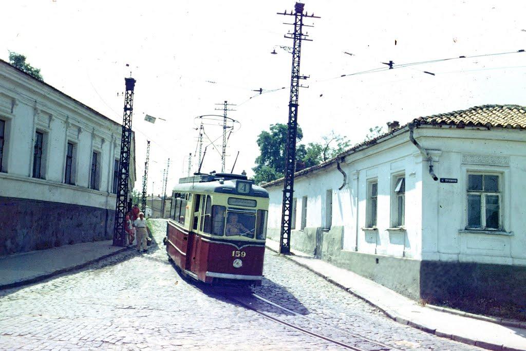 Трамвай в Симферополе