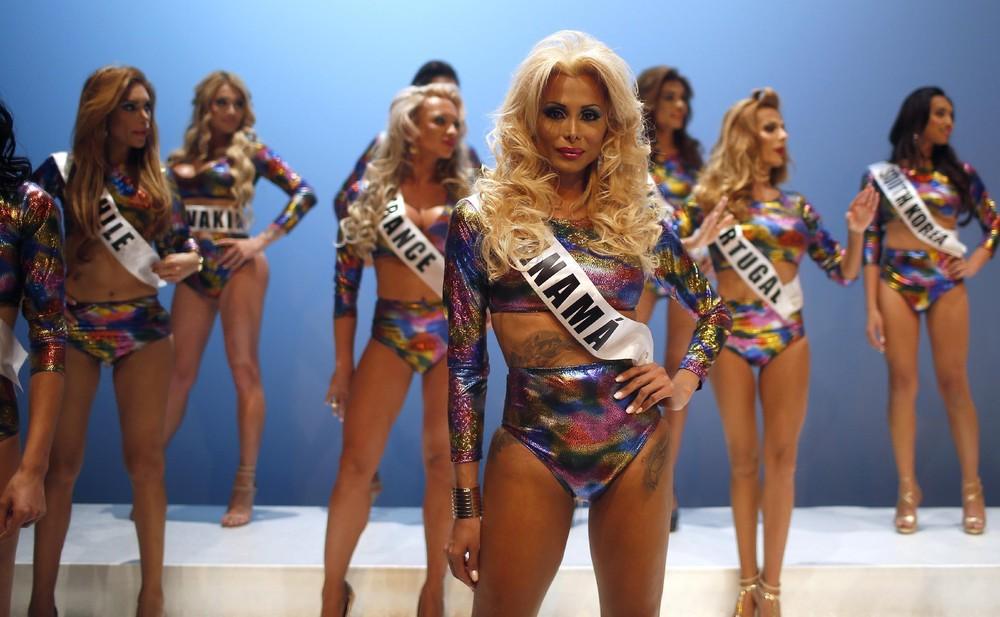 «Miss Trans Star International 2016» в Барселоне