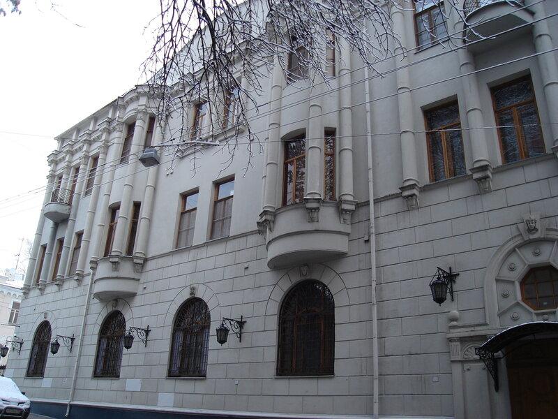 Дом Снегирева, 1912, арх.В. Д. Глазов