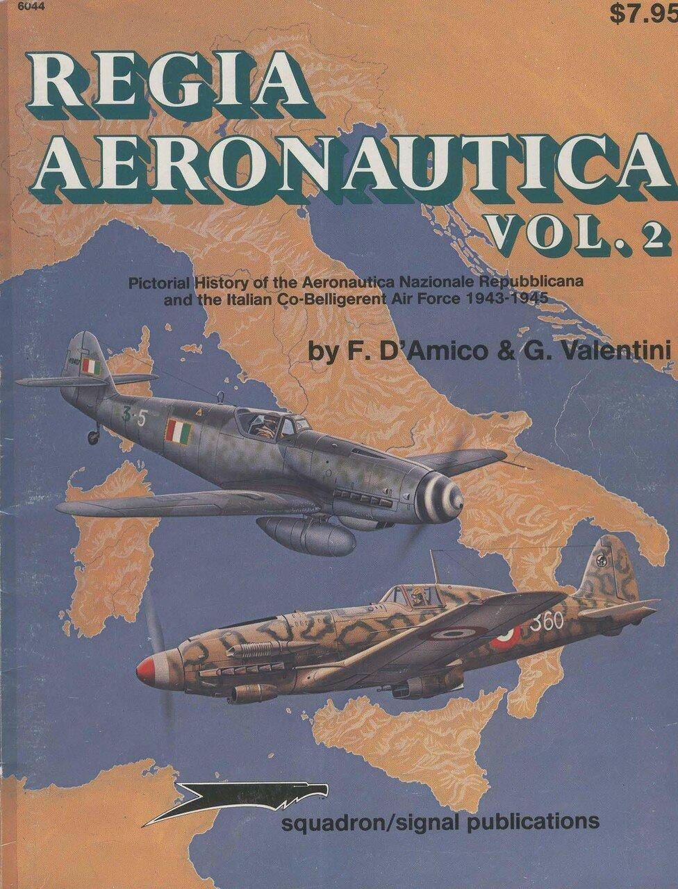squadronsignal regia aeronautica 194345 rugiovinezza