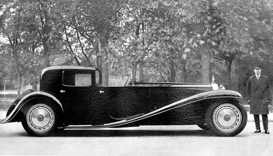Картинки по запросу Bugatti Type 41