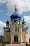Церковь с. Петровское