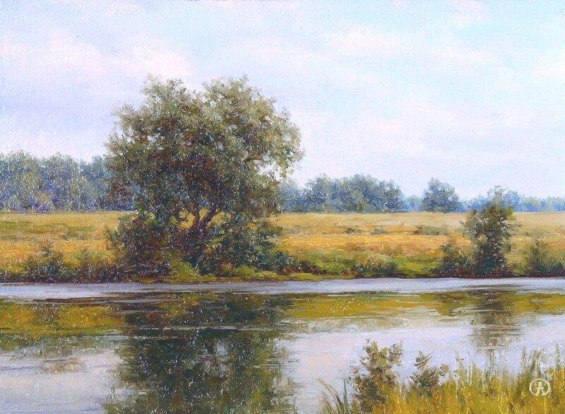 Олег Анастасов. Лето на Шерне