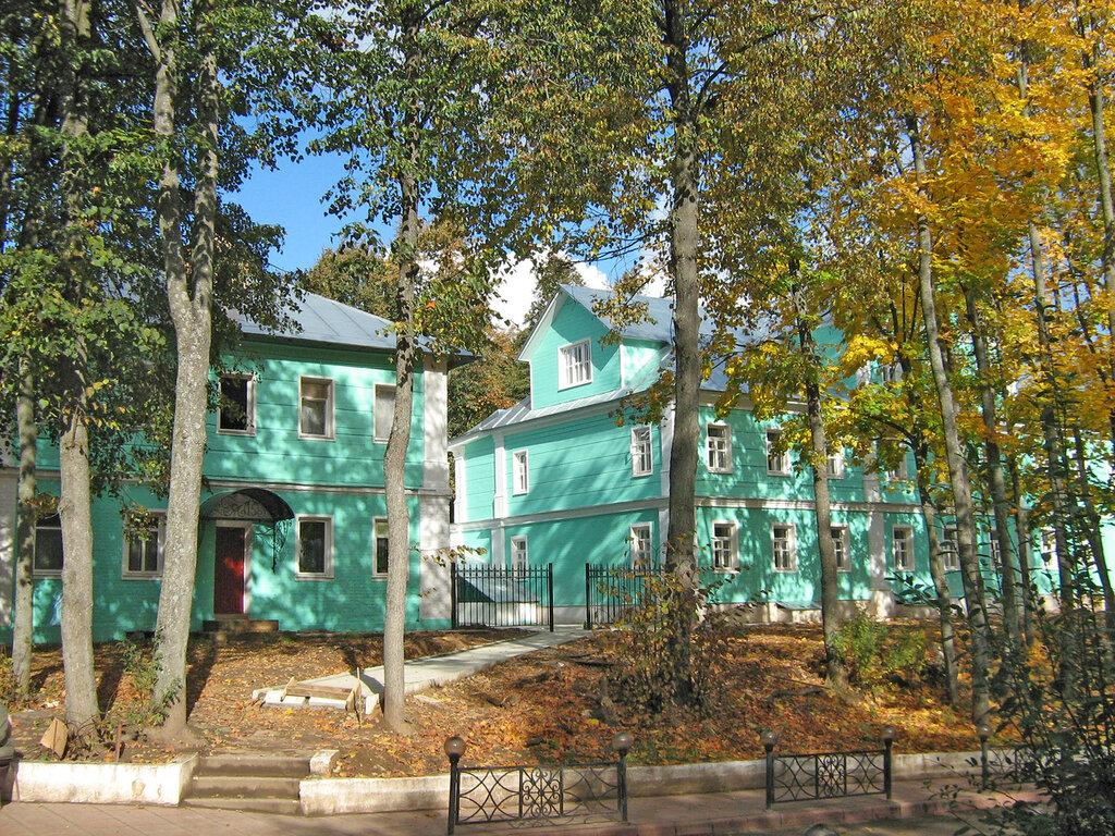 город Звенигород, Подмосковье, города России