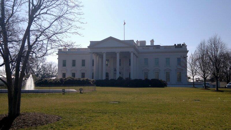 вашингтон, белый дом
