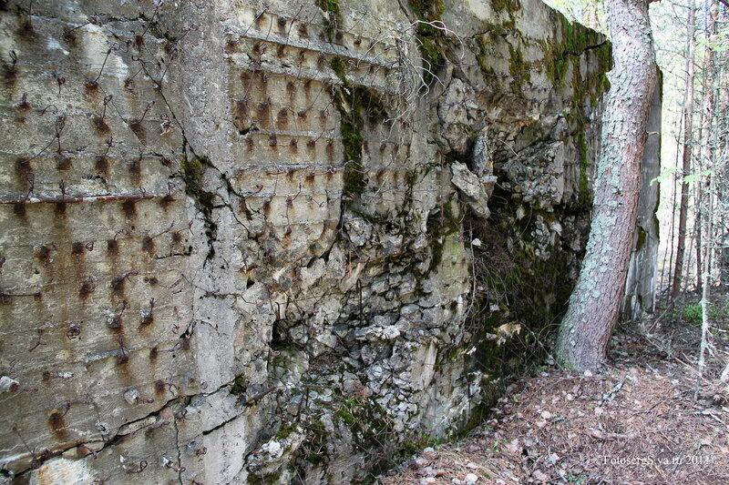Форт Ино (брошенная в/ч)