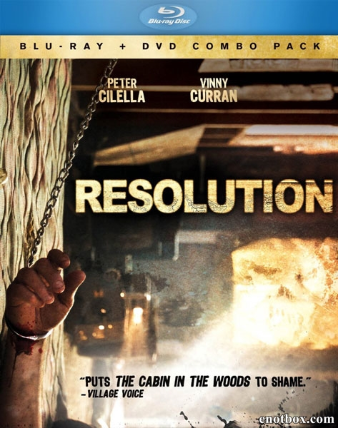 Ломка / Resolution (2012/BDRip/HDRip)