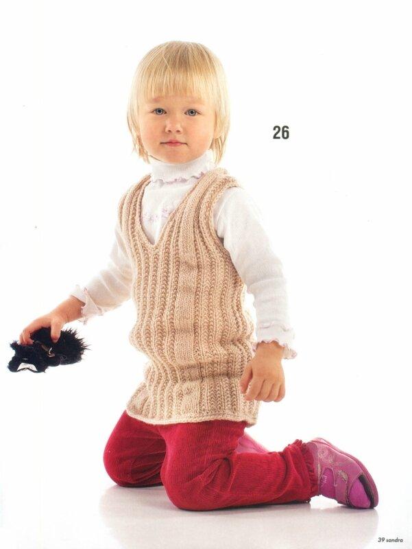 Вязание для детей. - svoimi-rukami 17