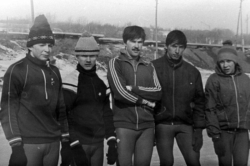 20.03.1988г.  Стадион  Строитель.