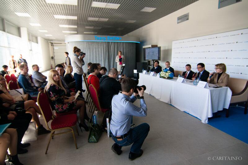 Кроссоверы Luxgen теперь в Петербурге