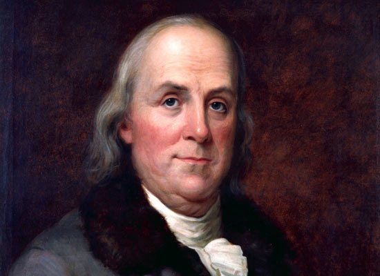 Бенджамин Франклин однажды написал эссе «Пердеть гордо»