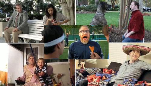 Top-5 рекламных роликов Doritos Super Bowl