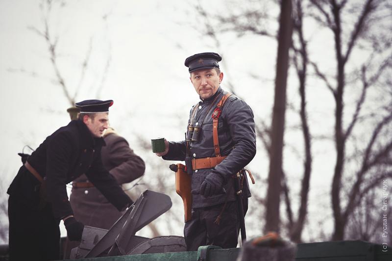 Реконструкция Гражданской войны