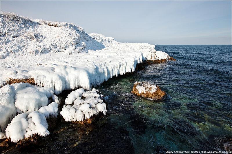 Зимние пейзажи. Обои для рабочего стола