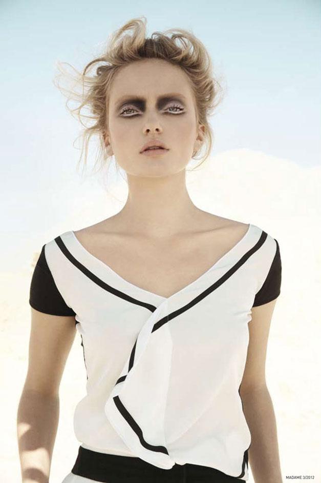 модель Аннабелла Барбер / Annabella Barber, фотограф Jamie Nelson