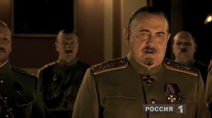 кадр из фильма Белая гвардия (2012)