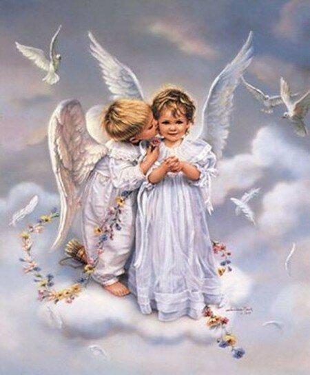 красивые картинки ангел