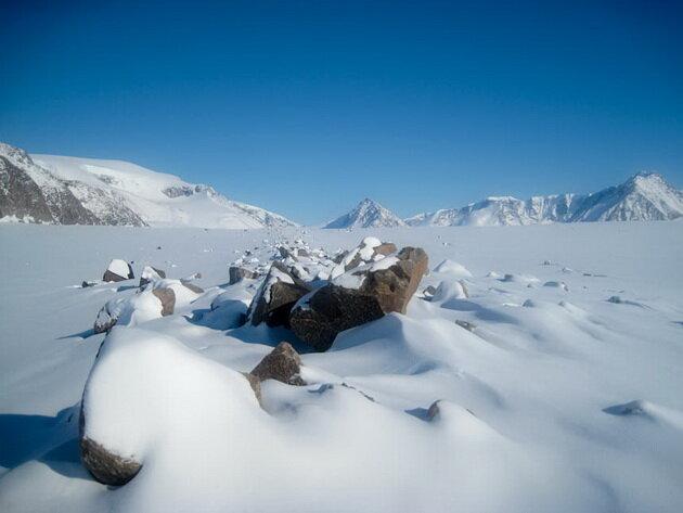 Баффинова Земля. Канада