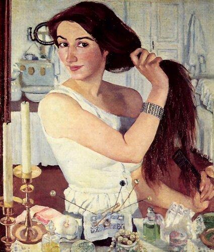 Особенность выпадения волос из-за стресса заключается в том, что волосы начинают выпадать не