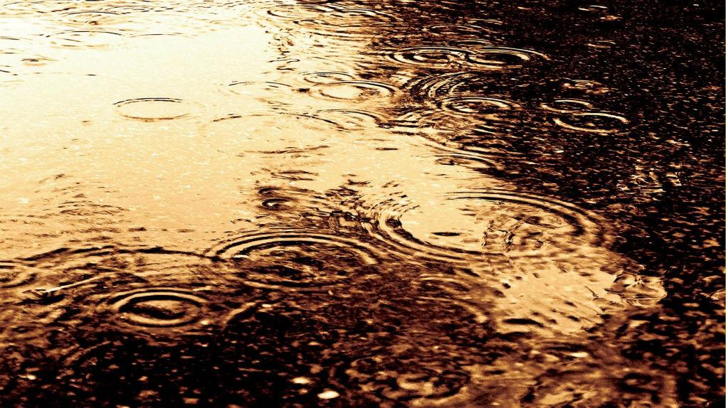 дождь почти неделю