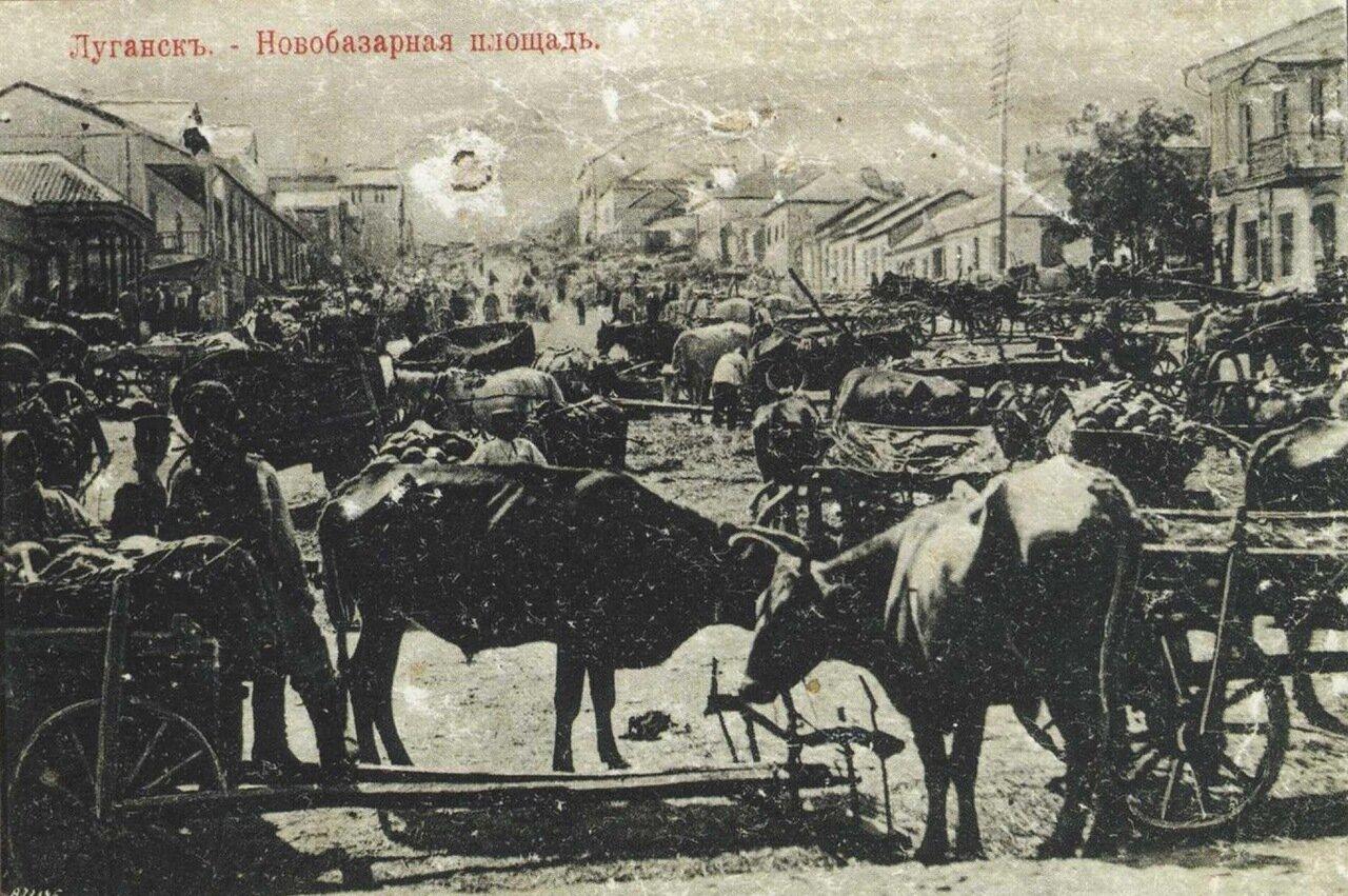 Новобазарная площадь