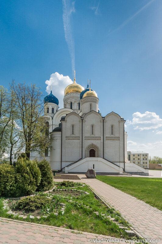 Никольский собор Николо-Угрешского монастыря