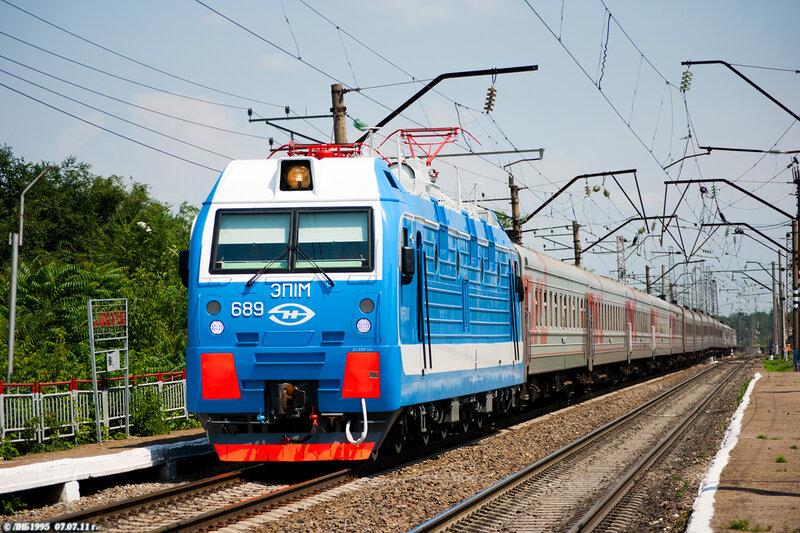 Производство электровозов в России в 2012 году.