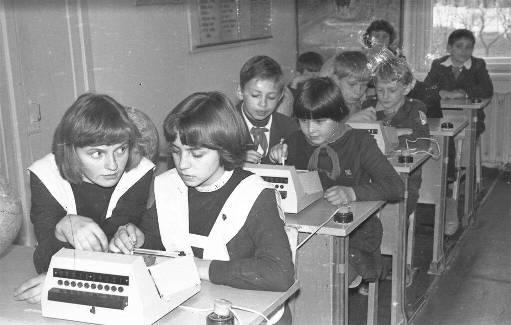 Октяюрята, середина 80-х