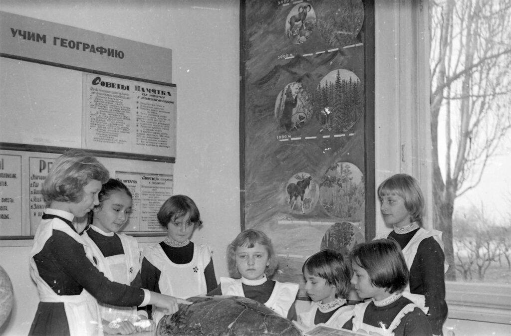 Октябрята, середина 80-х