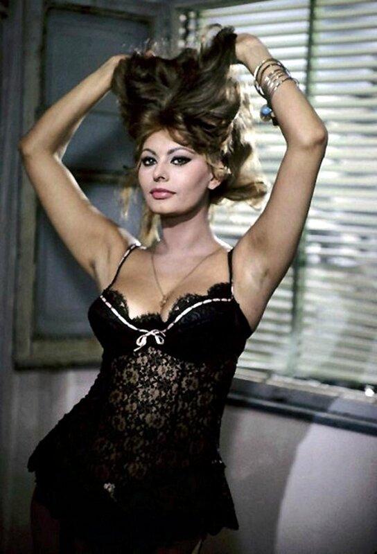 Sophia Loren Vanoivanov