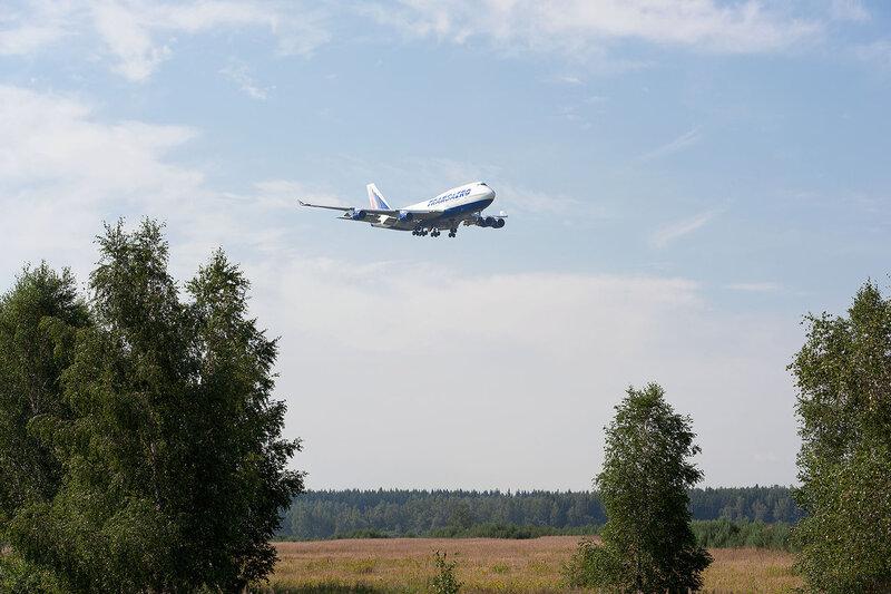 Boeing 747-412 (EI-XLK) Трансаэро DSC2830