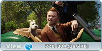 ����������� �������: ����� ��������� / The Adventures of Tintin (2011/BDRemux/BDRip/1080p/720p/HDRip/AVC)